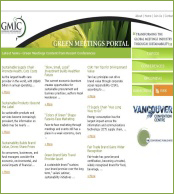 Green Meetings Portal