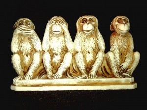 "alt=""IMAGE-four-flavours-climate-change-denial-monkeys"""