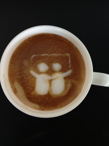 slideshare coffee logo