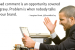 Vaughan Rivett quote